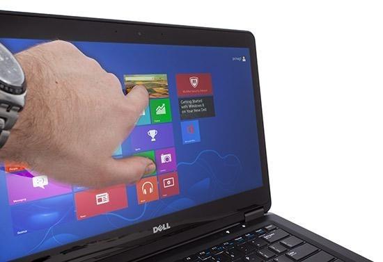 Dell Latitude E7440 - Touch/Tablet - Intel Core i5-4300U - 8GB - 500GB SSD - Full HD 1920x1080 - HDMI - B-Grade 1